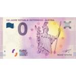 Nota 0€ 100 Jahre Republik Österreich 2018 - 1