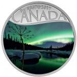 Canadá $10 Aurora Borealis 2017