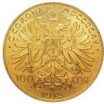 Austria 100 Coroas 1915