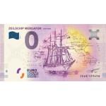 Nota 0€ Zeilschip Mercator 2018 - 1