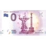 Nota 0€ Berlim - Siegessaule 2018 - 1