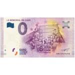 Nota 0€ Le Mémorial de Caen 2017 -2
