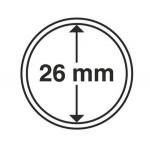 Caixa 10 cápsulas 26mm