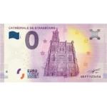Nota 0€ Cathédrale de Strasbourg 2018 - 2