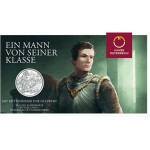 Áustria 10€ Cavalaria 2019