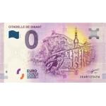 Nota 0€ Citadelle de Dinant 2018 - 1