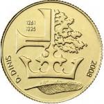 Portugal 1/4€ 2008 - Dom Dinis