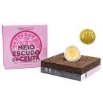 Portugal 1,5€  Meio Escudo de Ceuta 2020