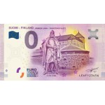 nota 0€ Suomi Finland - H. Linna-Tavastehus Slott 18 - 1
