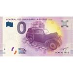 Nota 0€ Mémorial des Civis dans la Guerre 2017 -1