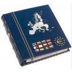 Álbum Vista Euro Volume 1 c/ contra capa