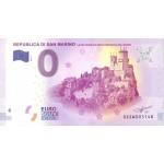 Nota 0€ Republica di San Marino