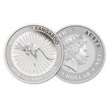 Austrália 1 Dollar Kangaroo 2018 - 1oz