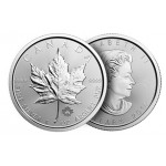 Canadá 5 Dollars Maple Leaf 2018 - 1oz