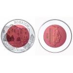 Luxemburgo 5€ Castelo Koerich NioB 2018