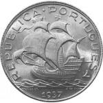 Portugal 5$00 Escudos de 1937