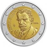 Grécia 2€ Kostis Palamas 2018