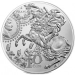França 10€ Le Franc Germinal 2019