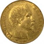 França 20 Francos Napoleão III