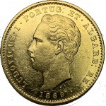 D. Luís 5000 Réis (1/2 Coroa) de 1869