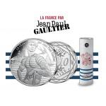 França 12x10€ Jean Paul Gaultier 2017