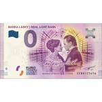 Nota 0€ Banka Lasky | Real Love Bank 2018 -1
