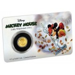 Mickey 2,5$ Mickey- O pequeno remoinho 2017 Ouro