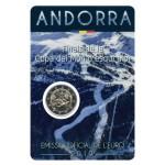 Andorra 2€ Copa do Mundo de Ski 2019