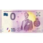 Nota 0€ António Nicolau D'Almeida - fundador do FCP 2019-3