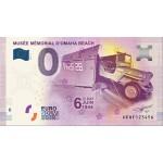Nota 0€ Musée Mémorial d'Omaha Beach 2018 - 1