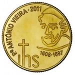 Portugal 1/4€ 2011 - Padre António Vieira