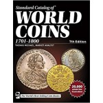 Catálogo World Coins 1701-1800