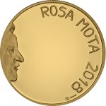 Portugal 7,5€ Rosa Mota Ouro 2018