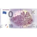 Nota 0€ San Marino 2019-2