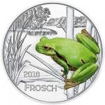 Áustria 3€ Sapo 2018
