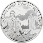 Finlândia 10€ Tango Finlândes 2017