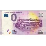 Nota 0€ Techink Museum Sinsheim 2018 - 2