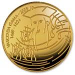 Portugal 1/4€ 2009 - Vasco da Gama